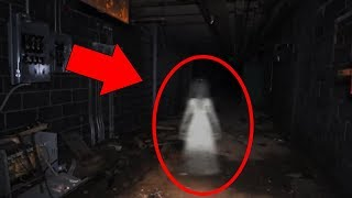 5 Ghosts Caught On Camera? Poltergeist