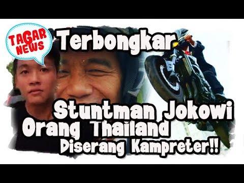 Terbongkar Stuntman Jokowi! Oposisi Girang, Rakyat Balik Menyerang!
