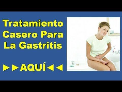 Gastritis Tratamiento Casero