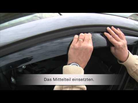 FARAD ME23G01-2 WINDABWEISER F/ÜR DIE VORDEREN FAHRZEUGFENSTER