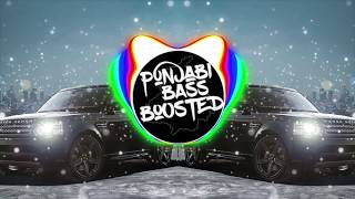 Same Beef Bohemia ft Sidhu Moosewala [BASS BOOSTED] | Punjabi Songs 2019