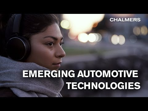 Emerging automotive technologies – An online MicroMasters programme