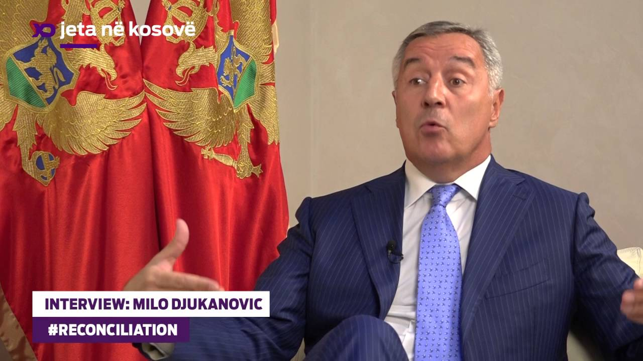 Montenegro Doesn't Want Kosovo's Land, Djukanovic | Balkan Insight