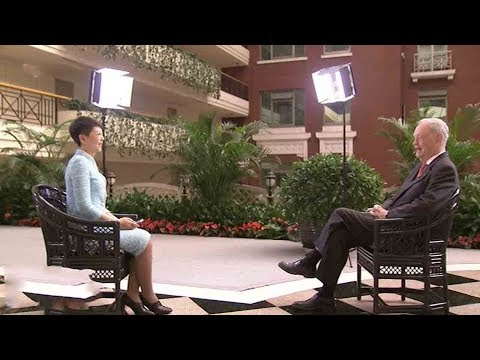 One-on-one with ex-Canada PM Jean Chretien