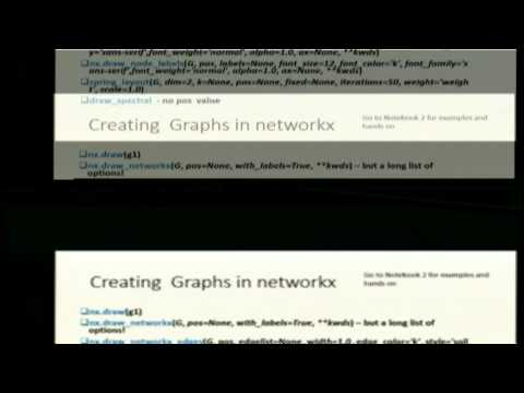 Using Networkx to Explore Pathfinding - YouTube