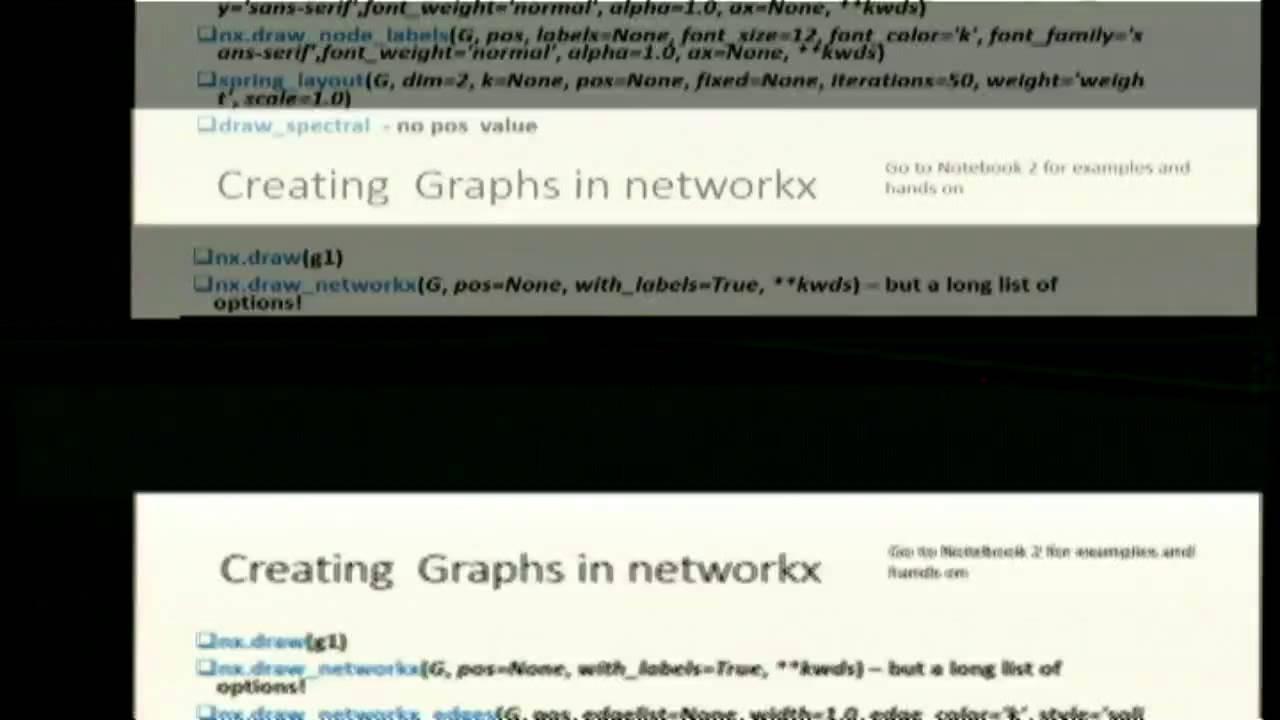 Using Networkx to Explore Pathfinding