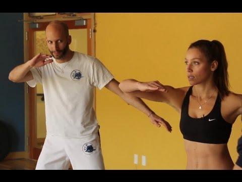 Lauren Learns Capoeira