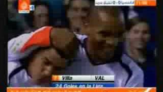 best penalty shooters ronaldinho vs david villa