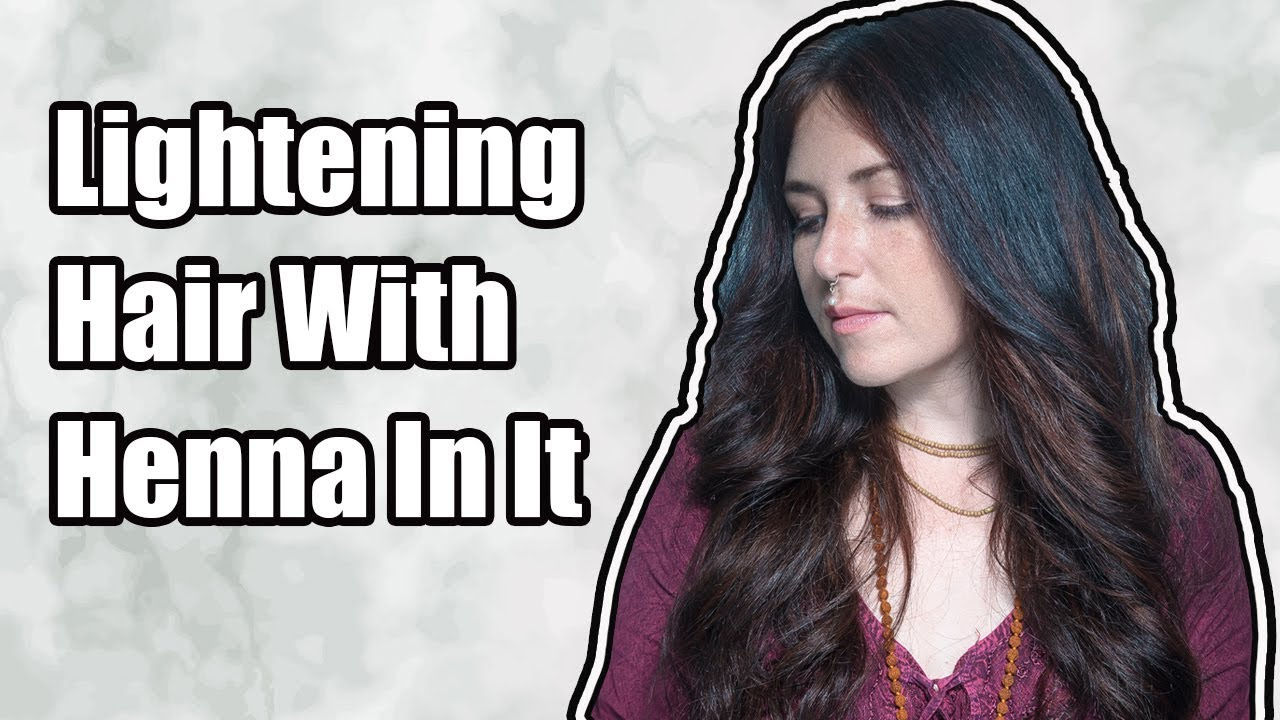 Can You Bleach Over Hair With Henna Youtube