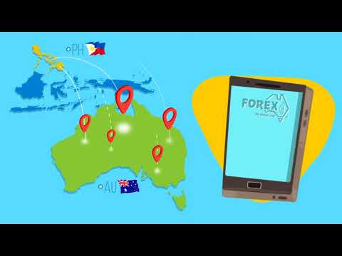 Forex World Australia Remittance to the Philippines