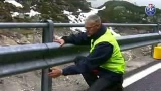 Barrières de protection pour motocyclistes