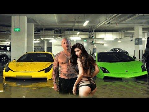 Vin Diesel's Car Collection & Girlfriend ★ 2018
