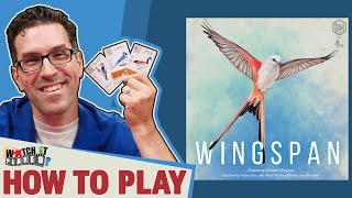 Wingspan - How To Play