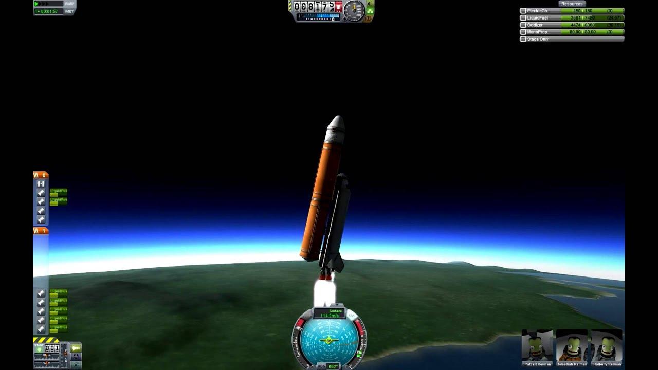ksp space shuttle atlantis - photo #3