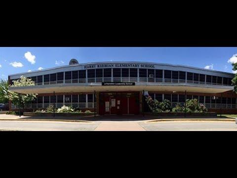 Harry Kizirian Elementary School - We miss you!