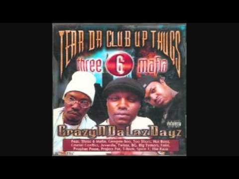Push'Em Off - Tear Da Club Up Thugs