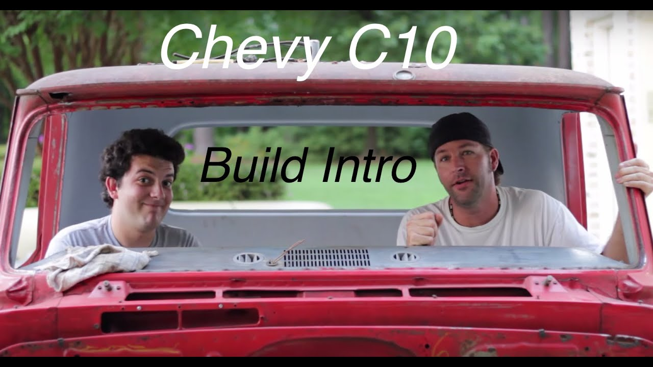 Truck chevy c10 project trucks : Chevy C10 Project Truck! Intro & Cab Plans - YouTube