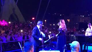 Download Mi Gna | Ranine Chaar & Guy Manoukian In Saida International Festival Mp3 and Videos