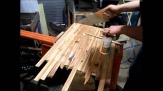 Steamjunk - Reclaimed Timber Table Top