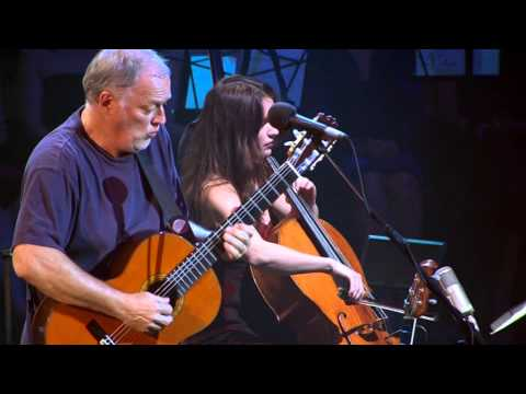 David Gilmour - High Hopes - Live at Robert Wyatt's Meltdown