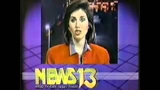 KRDO News 13 id bumper montage 1987