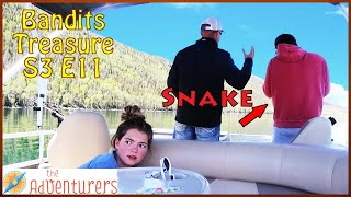 Secret Meeting With Snake! Is It A Trap? Bandits Treasure S3 E11