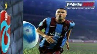 Pes 2012 trabzonspor kariyeri.#1
