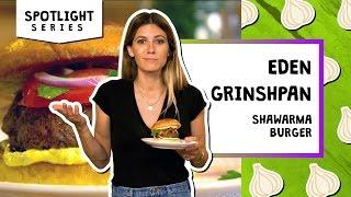 Avenger's Approved Shawarma Burger l Spotlight-Eden Grinshpan