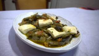 Gravity Food - Chef Graciela - Rajas Poblanas
