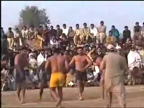 Kabaddi mandi bahauddin