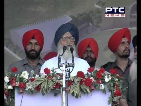 Punjab CM Parkash Singh Badal Announces to Develop Khuralgarh as a World Class Pilgrimage Center