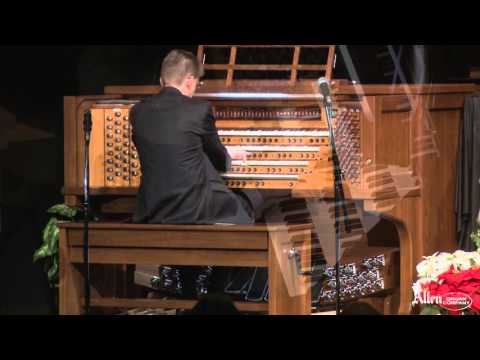 """Variations on Adeste Fidelis"" performed by Aram Basmadjian"