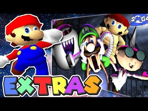 Mario's EXTRAS: Stupid Luigi's Mansion