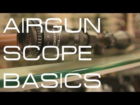 Air Rifle Tips: Airgun Scope Choice