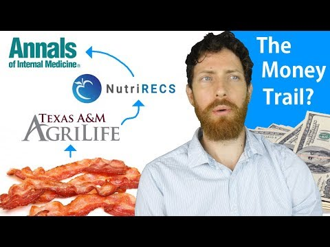 New Research: Keep Eating Red & Processed Meat | Debunked