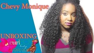 Curlbox Body ✰ Unboxing ✰