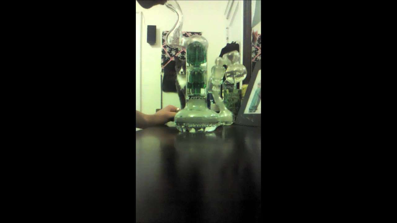 My AWESOME New Topoo Water Pipe & My AWESOME New Topoo Water Pipe - YouTube