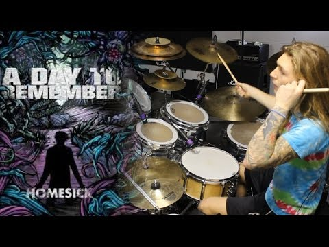 Kyle Abbott - A Day To Remember - Homesick (Drum Cover)