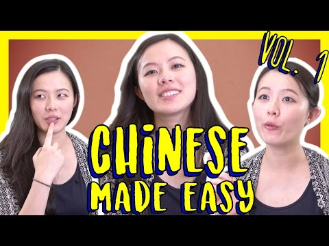 Learn Chinese Vocabulary | Chinese Made Easy Vol. 1