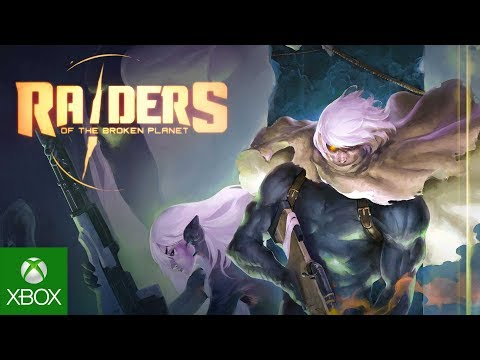 Raiders of the Broken Planet – Launch Trailer