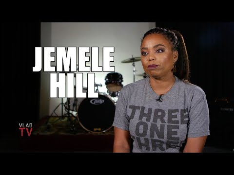 Jemele Hill on Both of Her Parents Being Addicts (Part 1)
