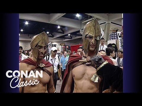 Cover Lagu Triumph At San Diego Comic-Con® 2008 - Conan25: The Remotes mp3 pedia