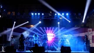 Swapner Deshe Live  By Calcutta Blues In Live In Series Siddha  ( Deshopriyo Park )