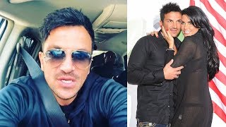 Peter Andre Breaks Silence After Katie Price Arrest