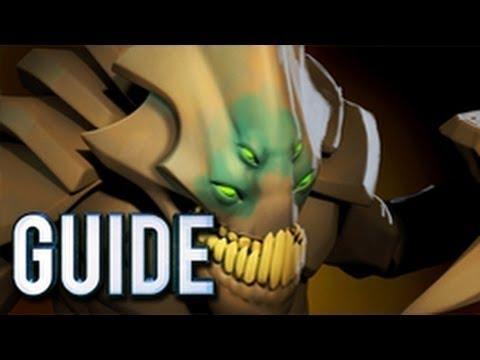 видео: dota2 - sandking Полный гайд