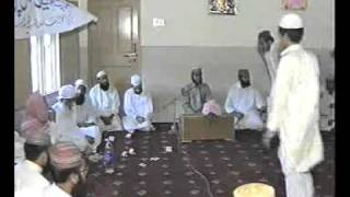 Qari Ghulam Mustafa Naeemi, Jamia Rizvi - Gulistan Muhaddith-e-Azam Pakistan Pt 1