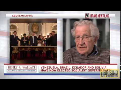 Anand Gopal and Noam Chomsky on Natl' Security; 25th Anniversary of ADA -- 07/31/15