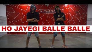 Ho jayegi balle balle dance  Choreography by Manish kumar