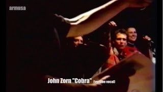 John Zorn's Cobra: Live at the Knitting Factory | Improv Game with Jeff Buckley (1992)