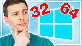 Windows 32 Bit vs 64 Bit: What's the Difference (And 64 Bit Software too)